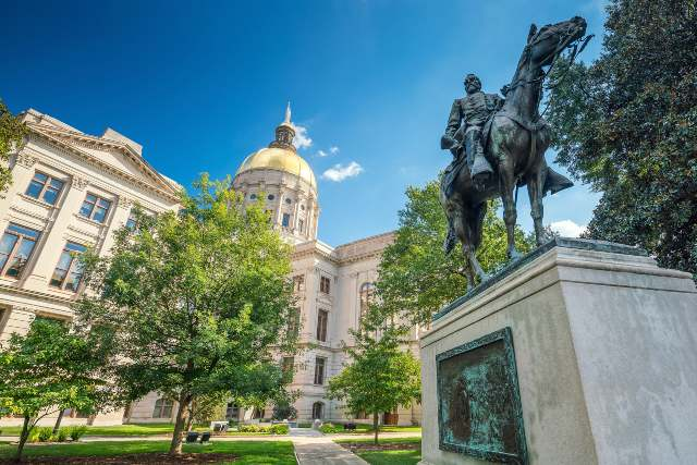 What Is Georgia Probate section